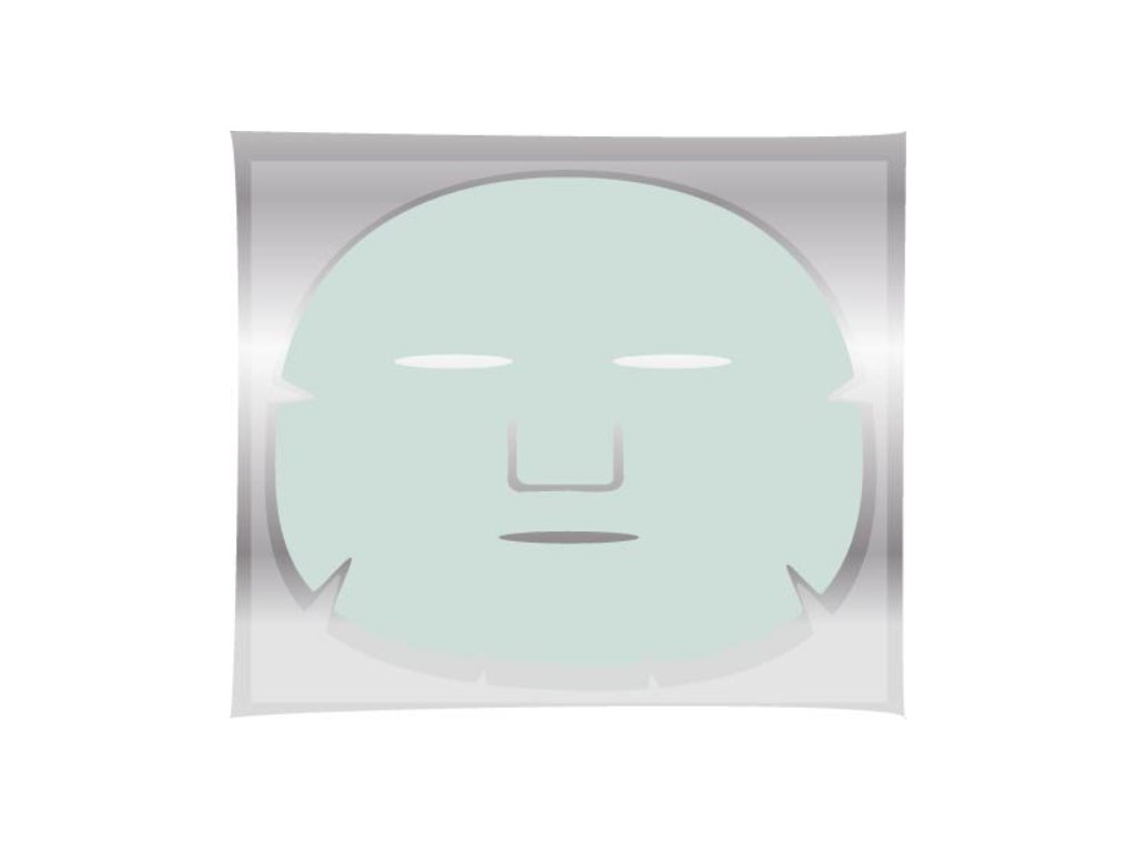 Brazil Keratin Aloe Vera maska na obličej 1 ks