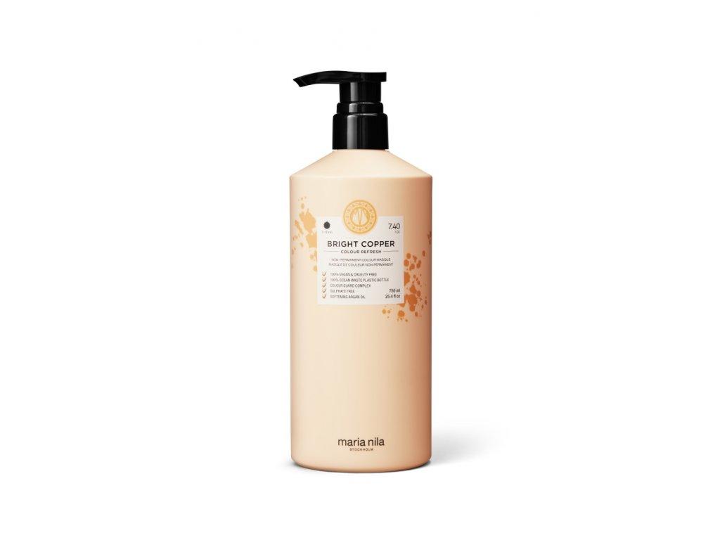 Maria Nila Colour refresh 7.40 Bright copper 750 ml