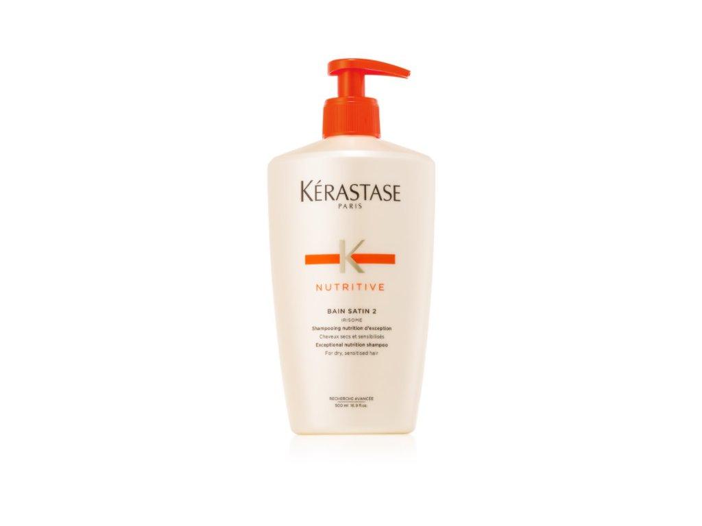 Kérastase Nutritive Bain Satin 2 Irisome šampon 500 ml
