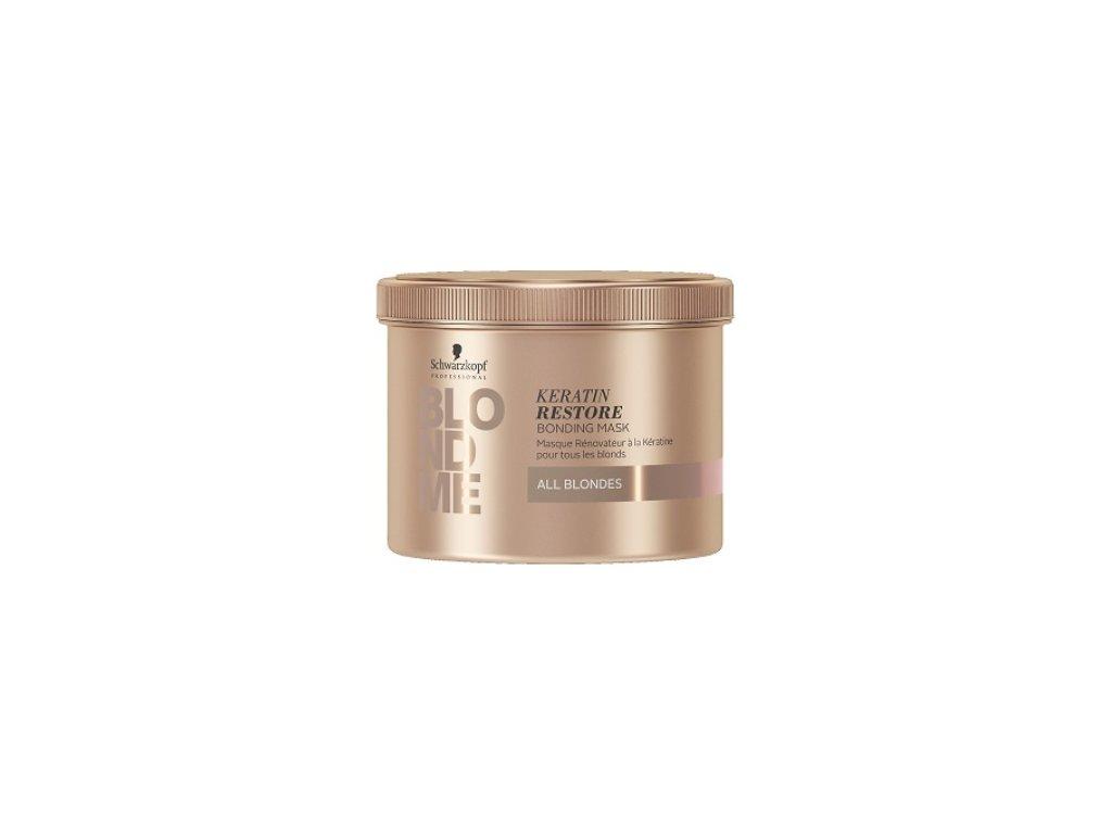 Schwarzkopf Professional BlondMe Keratin Restore Bonding Mask All Blondes 500 ml