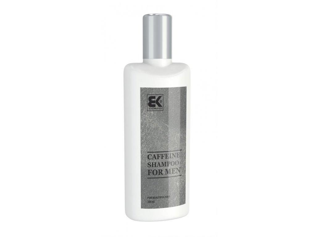 Brazil Keratin Shampoo for men 300 ml