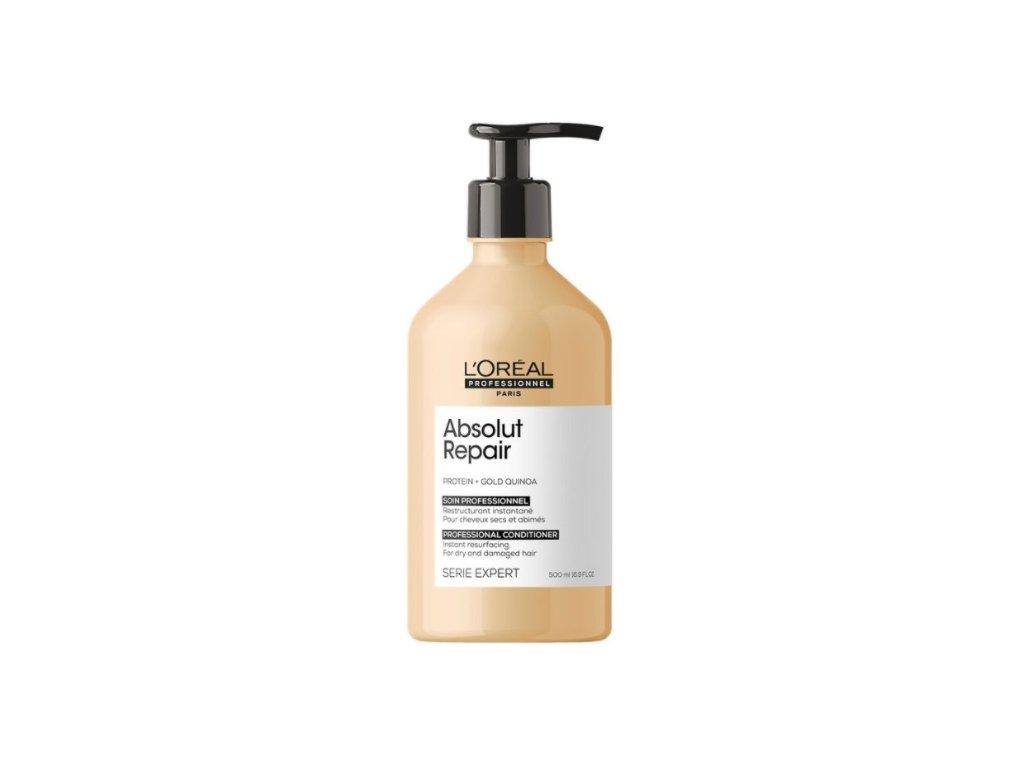 L'Oréal Professionnel Serie Expert Absolut Repair Gold Quinoa+Protein Conditioner 500 ml