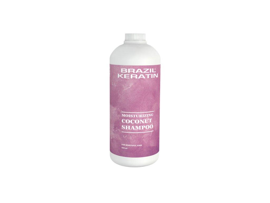 Brazil Keratin Shampoo Coconut 550 ml