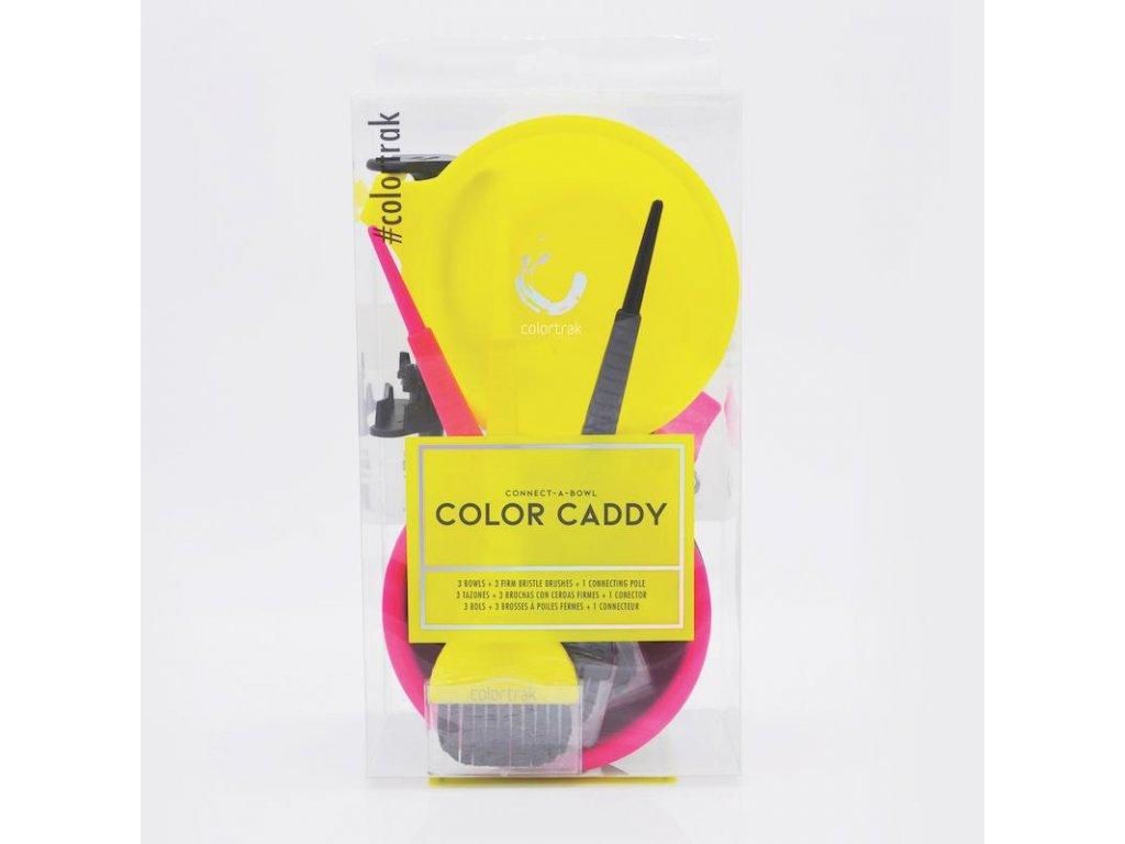 Colortrak Caddy - Štětce s miskami - sada