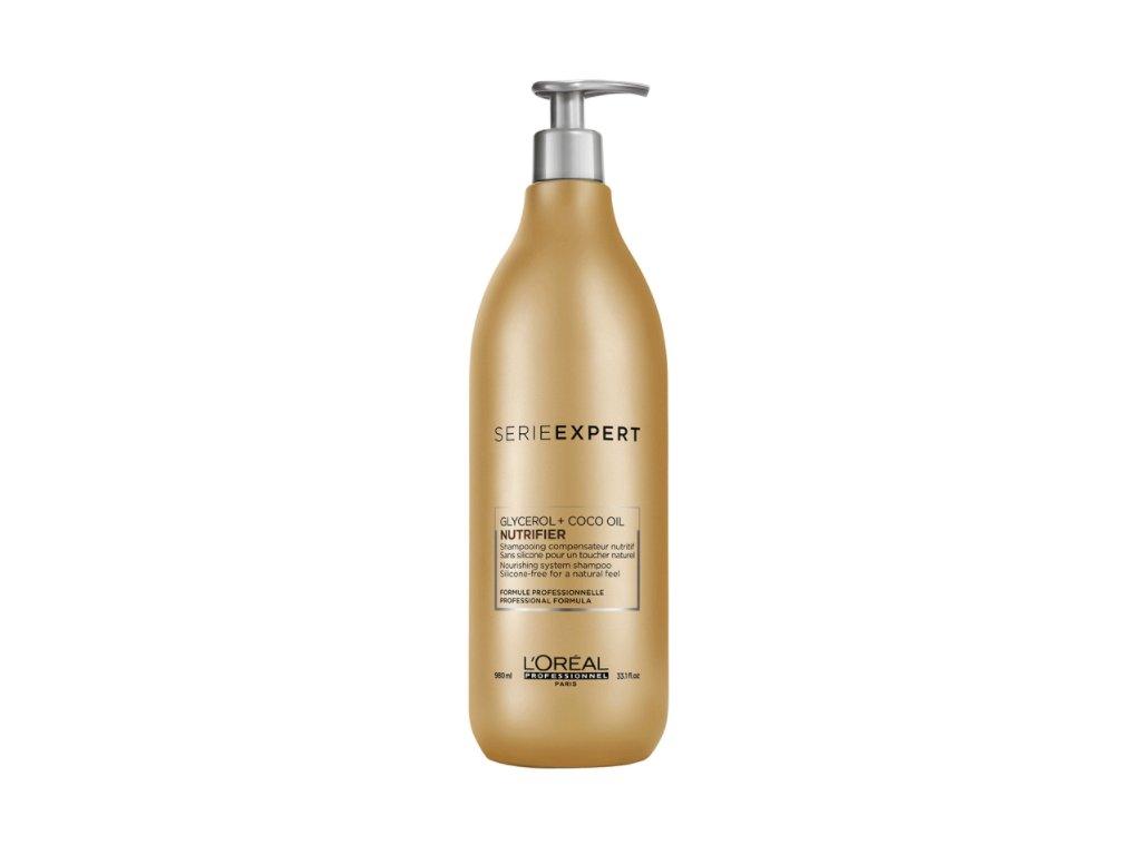 ĽOréal Série Expert Nutrifier Shampoo 980 ml