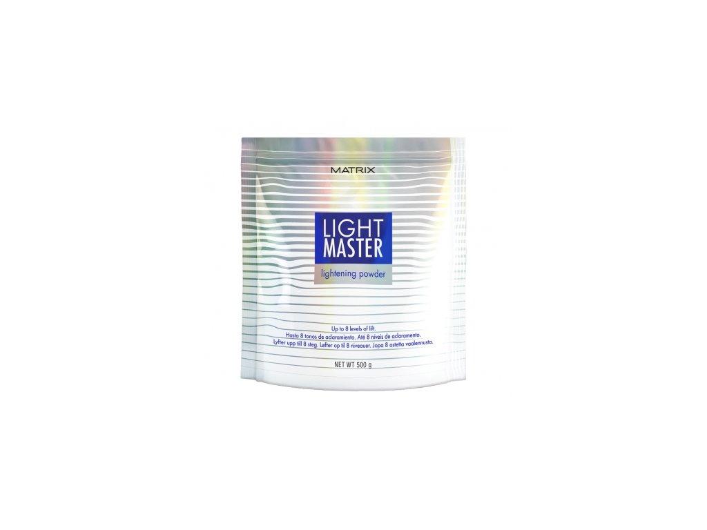 Matrix Light master melírovací prášek 500 g - poškozený obal