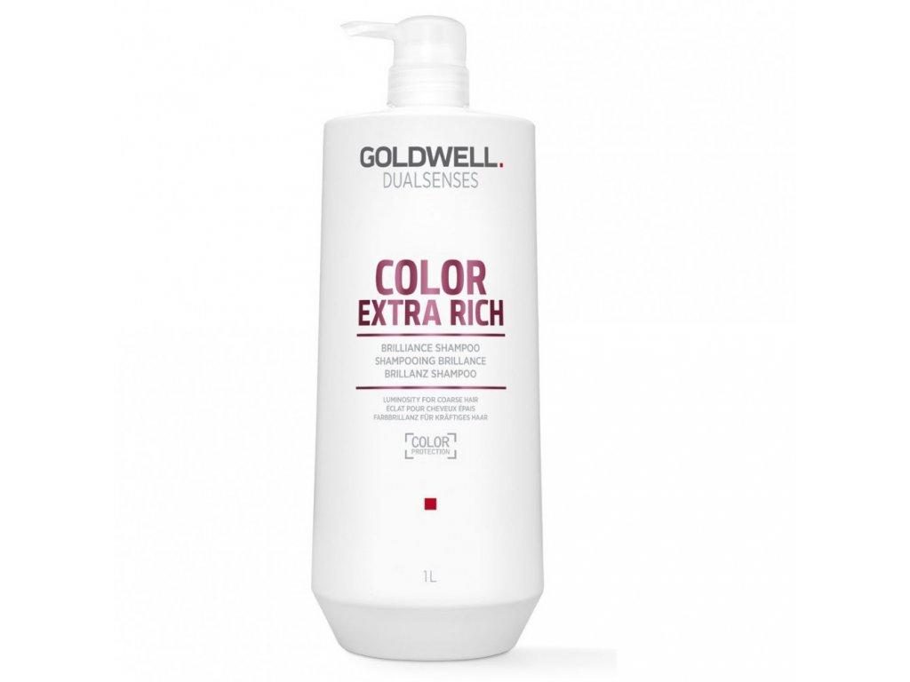 Goldwell Dualsenses Color Extra Rich Brilliance Shampoo 1000ml