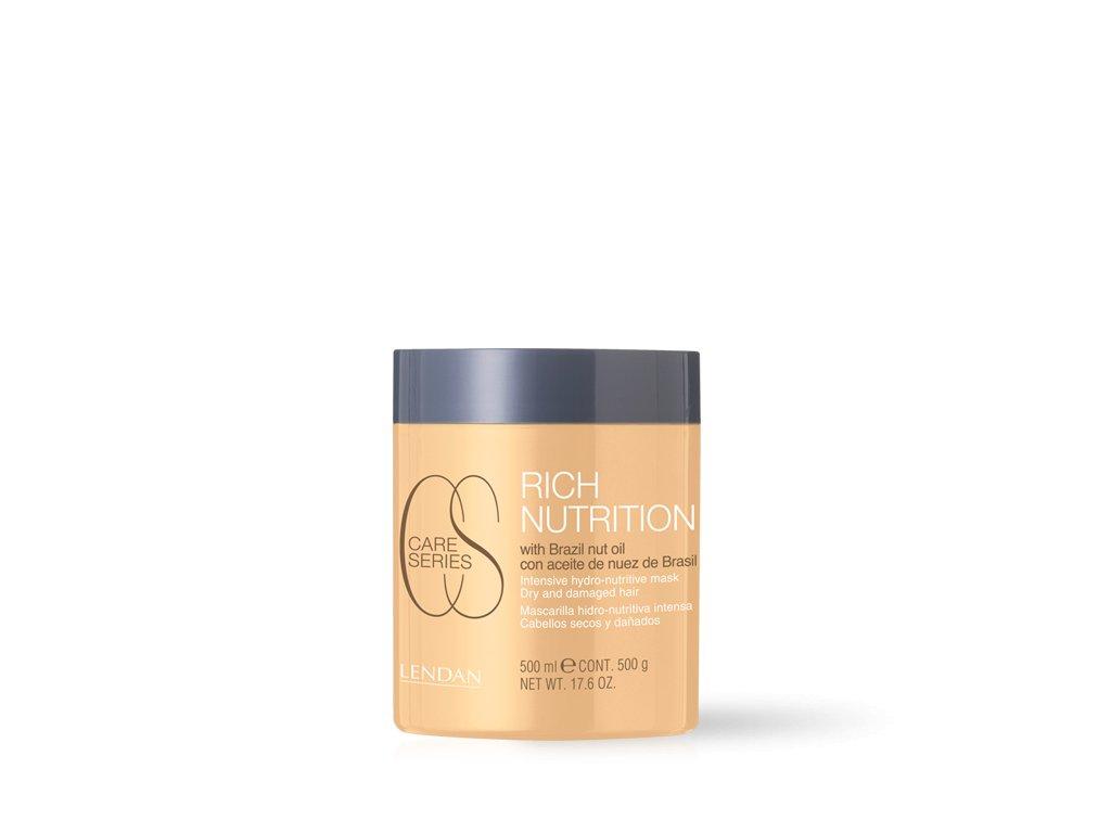Lendan Rich Nutrition hydro-vyživující maska na vlasy 150 ml