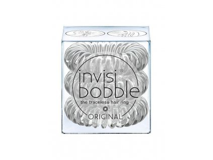 Invisibobble® ORIGINAL Crystal Clear - vlasová gumička