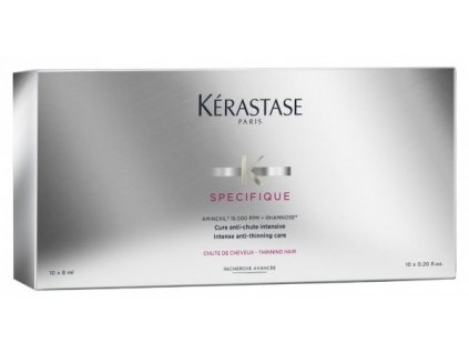 Kérastase Specifique Aminexil - intenzivní péče 10x6 ml (60 ml)