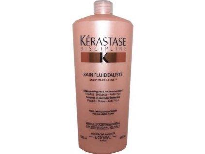 Kérastase Discipline Bain Fluidealiste - šampon pro nepoddajné vlasy 1000 ml  + Dávkovací pumpa zdarma