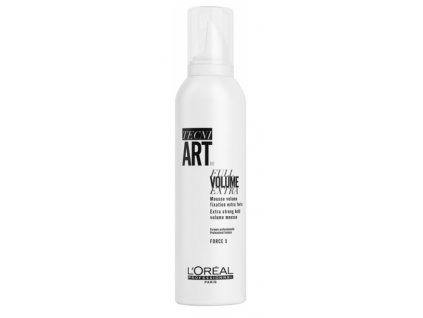 L'Oréal Tecni.Art Full Volume Extra pěna 250 ml