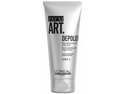 L'Oréal Wild Stylers krémová pasta Depolish pro matný efekt 100 ml
