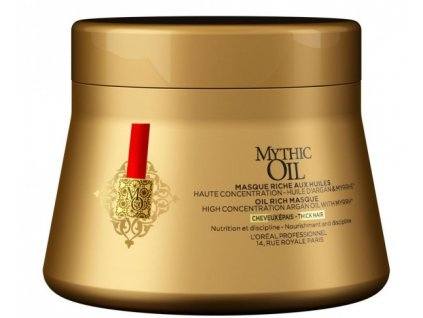 2337 loreal mythic oil masque thick hair 200 ml