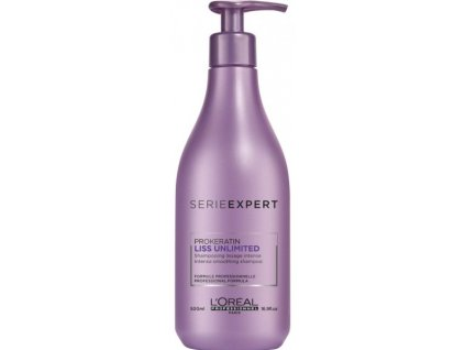 2352 loreal serie expert liss unlimited shampoo 500 ml
