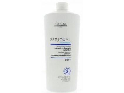 2406 loreal serioxyl clarifying shampoo natural hair maxi 1000 ml