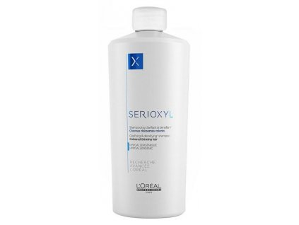 L'Oréal Serioxyl Clarifying & Densifying Coloured Thinning Hair Shampoo 1000 ml