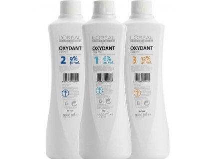 2571 l oreal professionnel oxydant 12 40 vol oxidacni krem 1000ml