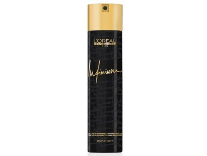 2598 l oreal infinium the infinitely hairspray soft 500 ml