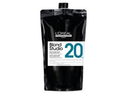 L'Oréal Professionnel Blond Studio Nutri Developer 6% 1000 ml