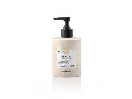 Maria Nila Colour Refresh Vanilla 10.32 300 ml  + Jednorázové rukavice na barvení zdarma + Vzorek šamponu Maria Nila
