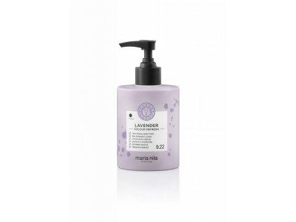 Maria Nila Colour Refresh Lavender 9,22 300 ml  + Jednorázové rukavice na barvení zdarma + Vzorek šamponu Maria Nila
