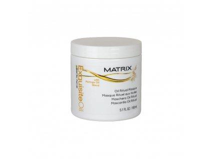 Matrix Biolage ExquisiteOil Oil Ritual Masque 150ml