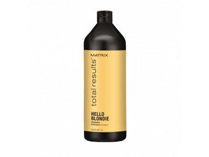 Matrix Total Results Hello Blondie Shampoo 1000 ml