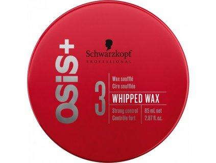 3861 schwarzkopf osis whipped wax 85 ml