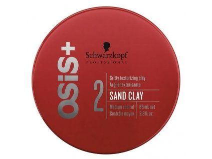 3924 schwarzkopf osis sand clay 85 ml