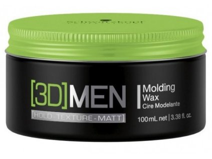 3966 schwarzkopf 3d mension molding wax 100 ml