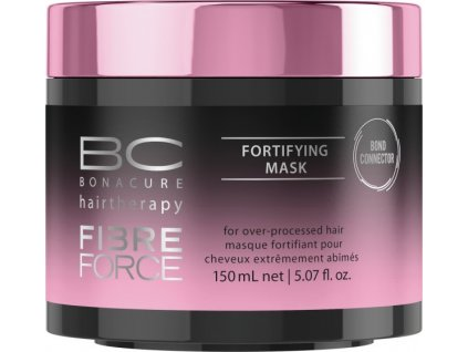 4248 schwarzkopf bc bonacure fibre force fortifying mask 150 ml