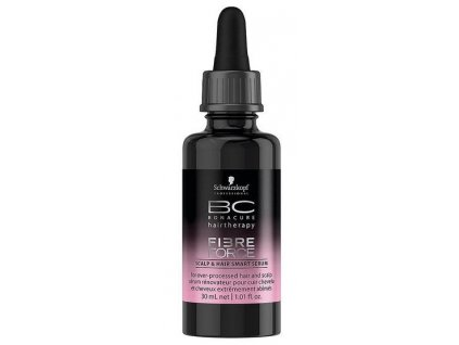 4260 schwarzkopf bc bonacure fibre force scalp hair smart serum 30 ml