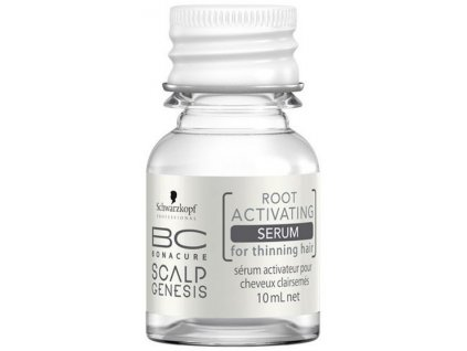 4275 schwarzkopf bc bonacure scalp genesis root activating serum 7x10ml 70 ml