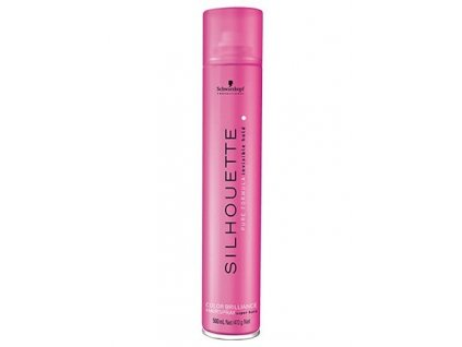 4320 schwarzkopf silhouette color brilliance hairspray maxi 750 ml