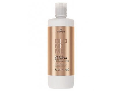 4341 schwarzkopf professional blondme premium care developer 12 1000 ml