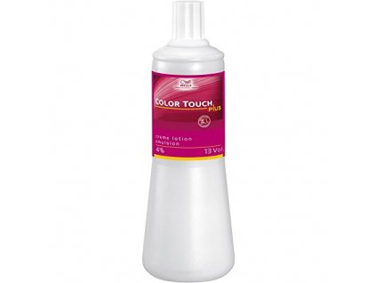 Wella Color Touch Plus Emulze 4% 1000 ml