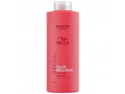 Wella Professionals Invigo Color Brilliance Fine/Normal Conditioner 1000ml