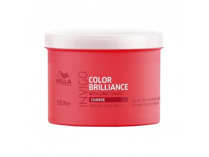 Wella Professionals Invigo Color Brilliance Vibrant Color Mask Thick 500 ml