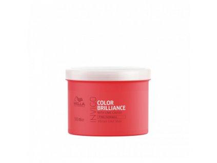 Wella Professionals Invigo Color Brilliance Vibrant Color Mask Fine 500 ml