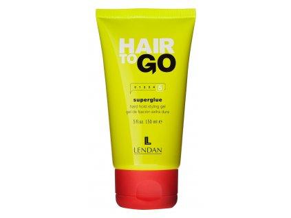 Lendan Hair to Go Superglue lepidlo na vlasy s extrémní fixací 150 ml