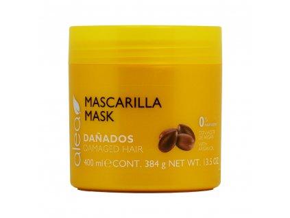 Alea Daňados maska pro poškozené vlasy 400 ml