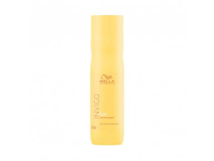 Wella Professionals Invigo Sun After Sun Cleansing Shampoo 250 ml