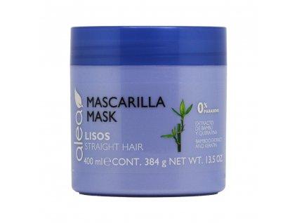 Alea Lisos maska pro hladké vlasy 400 ml