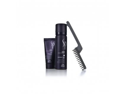 Wella SP Men Natural Shade Gradual Tone Black 60+30ml
