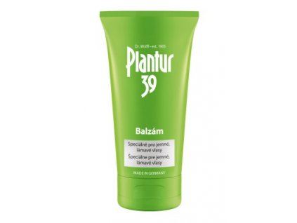 555 plantur 39 kofeinovy balzam pro jemne a lamave vlasy 150 ml