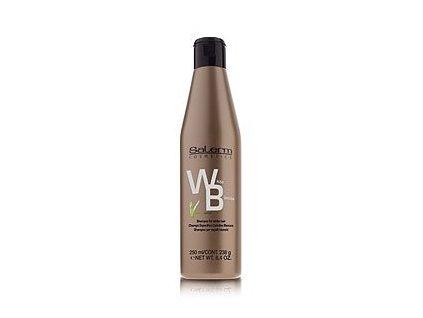Salerm Šampón vystříbřující pro bílé vlasy 500 ml