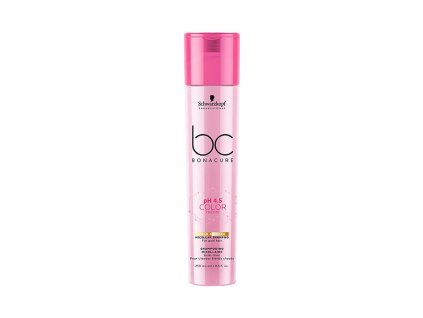 Schwarzkopf Professional BC Bonacure pH 4,5 Color Freeze Gold Shimmer Micellar Shampoo 250 ml