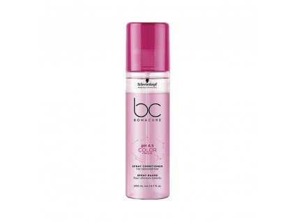 Schwarzkopf Professional BC Bonacure pH 4.5 Color Freeze Spray Conditioner 200 ml