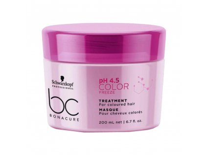 Schwarzkopf Professional BC Bonacure pH 4.5 Color Freeze Treatment 200 ml